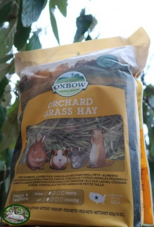 Oxbow Orchard Grass Hay (425gr)